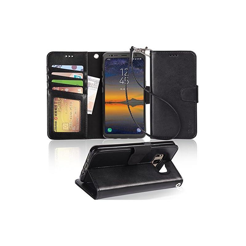 Galaxy S8 Active case,Arae [Wrist Strap]