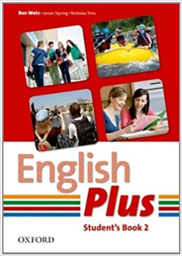 English Plus: 3: Student Book: An English secondary course for students aged 12-16 years.