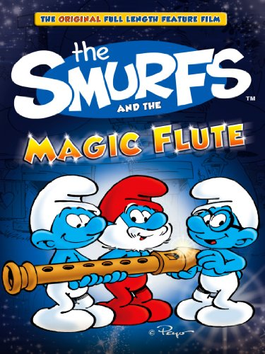 The Smurfs and the Magic Flute (Cartoon Flute)
