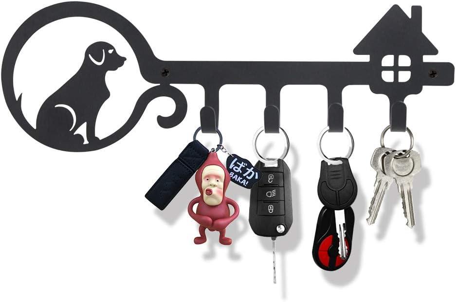 9 ranuras Estante para llaves de pl/ástico rojo Organizador est/ándar Soporte para herramientas de almacenamiento Llaves para llaves Soporte para llaves