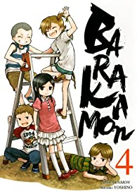 Barakamon, tome 4  par Satsuki Yoshino