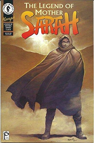 Legend of Mother Sarah - Vol 1-9 (Complete 9 Volume Comic Book Series)