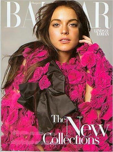 fe9aa868a Harper s Bazaar July 2006 - Lindsay Lohan  Amazon.com  Books
