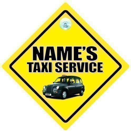 Custom Taxi Sign We Will The Name Youd L Cab car sign Car Sign Baby on Board Taxi Sign Personalised Taxi Sign Taxi Car Sign Decal Car Signs Taxi Car Sign Black cab Sign CREATE YOUR OWN PERSONALISED TAXI SIGN Bumper Sticker Baby on Board Sign