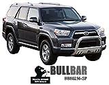 2012 4runner bull bar - Black Horse BB80236-SP Stainless Steel Bull Bar