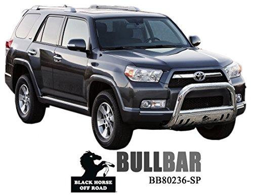 Black Horse BB80236-SP Stainless Steel Bull Bar