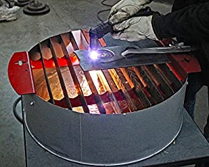 Plasma Cutter Grill - Water table for hand held plasma cutters - No Clamp by 911 motorsports