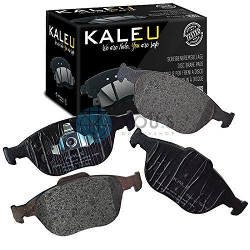Kale 1355950 Front Axle Set of Brake Pads Brake Pads: