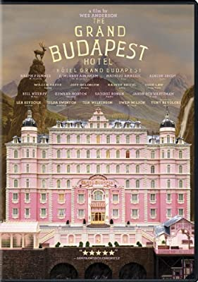 The Grand Budapest Hotel (Bilingual)