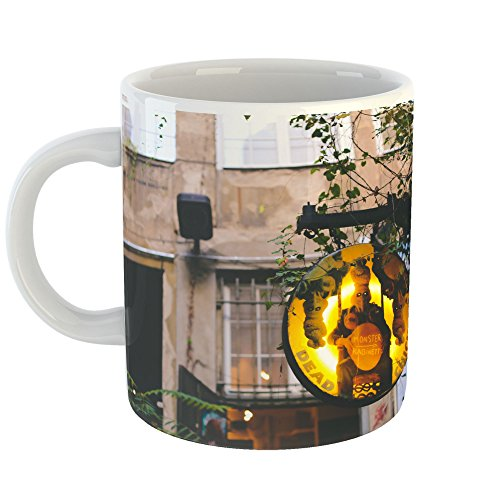 Westlake Art - Tree Window - 11oz Coffee Cup Mug - Modern Picture Photography Artwork Home Office Birthday Gift - 11 Ounce (350E-0589A) ()