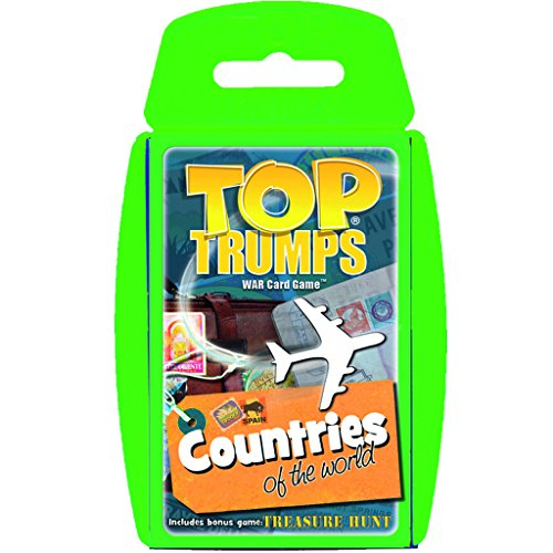 Countries Of The World Top Trumps Card Game | Educational...