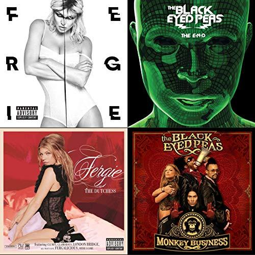 Best of Fergie (The Best Black Eyed Peas)