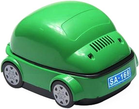 Diseño creativo Lifebe coche cenicero USB baterías AA/coche Auto ...