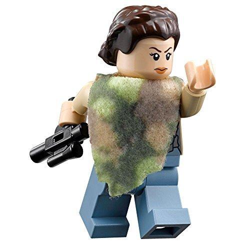 LEGO Star Wars Imperial Shuttle Minifigure - Princess Leia Camouflage Cape (75094) -