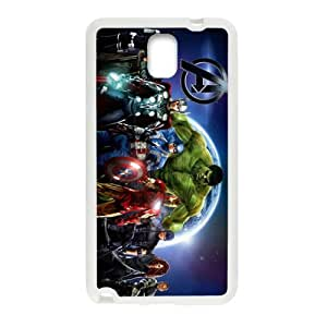 HGKDL The Avengers Cell Phone Case for Samsung Galaxy Note3