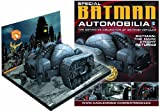 Batman Automobilia Magazine Special #3 Dark Knight Diecast Bat-Tank Vehicle by Eaglemoss