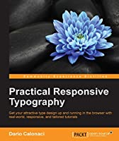 Practical Responsive Typography Front Cover