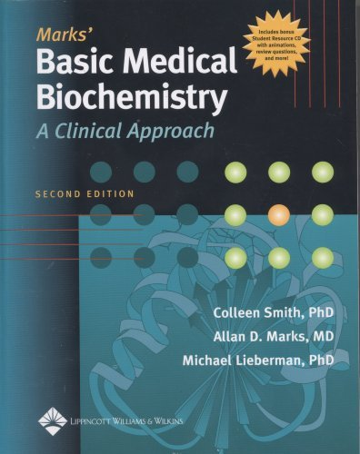 Download Marks Basic Medical Biochemistry A Clinical Approach , 2ND EDITION pdf