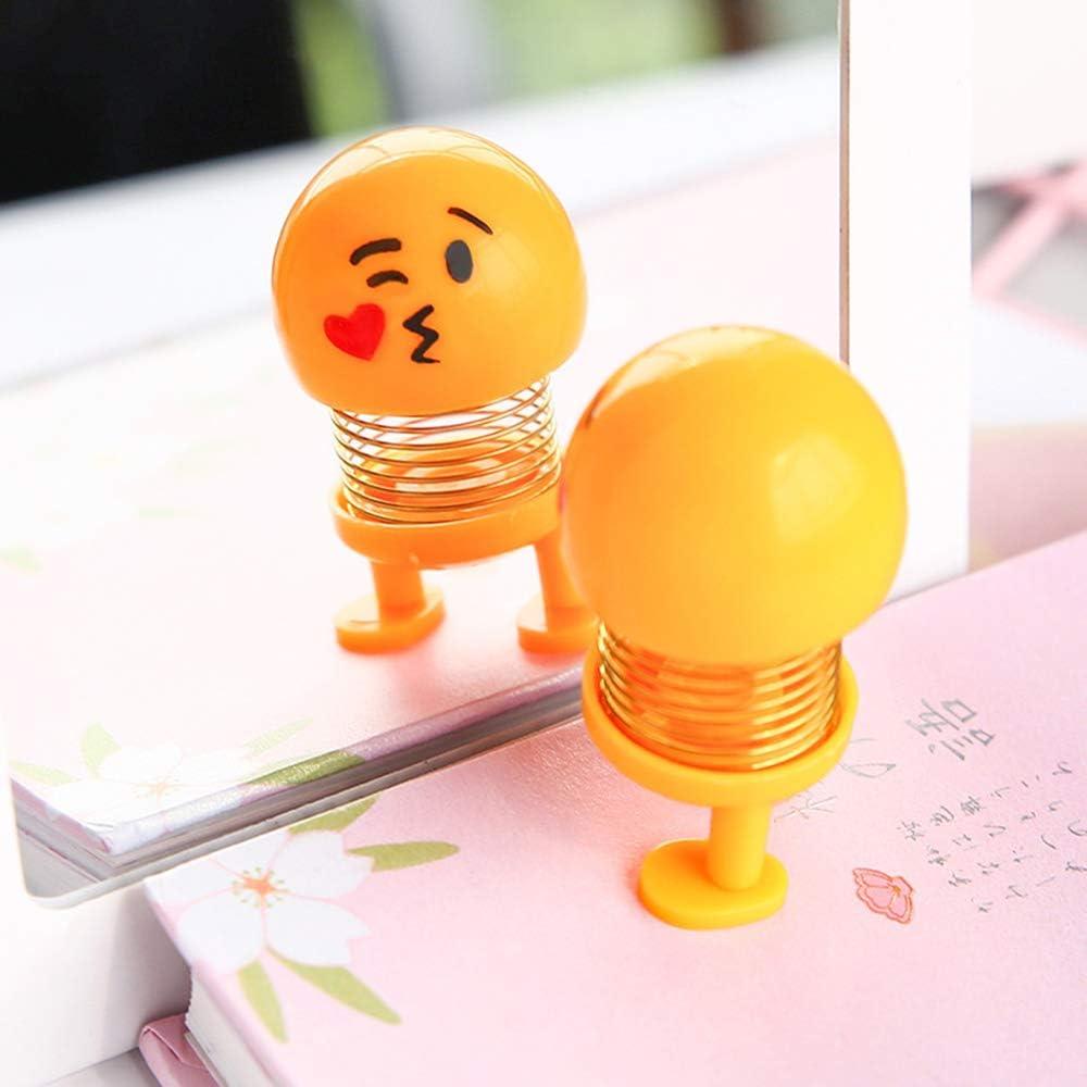 cadeaux de fin de f/ête /école Lot de 30 stylos /à bille Emoji amusants pour enfants No/ël communion anniversaire