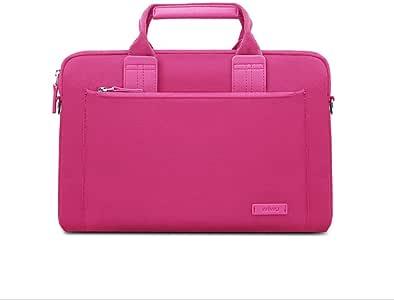 حقيبة لابتوب رسمية ماركة وي وو مقاس 13.3 انش - زهري