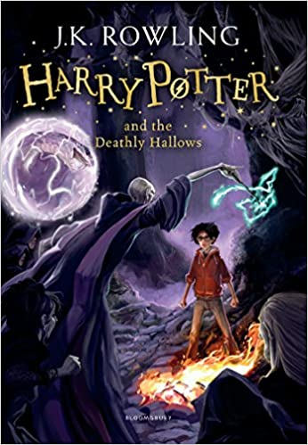 Buy Harry Potter and the Deathly Hallows (Harry Potter 7) Book ...
