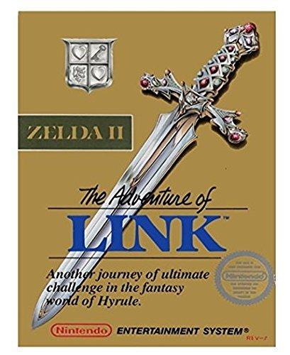 Zelda II: The Adventure of Link (Renewed) (Adventure Link)
