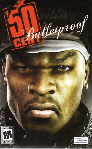 50 Cent - Bulletproof PS2 Instruction Booklet (PlayStation 2 Manual Only - NO GAME) [Pamphlet only - NO (50 Cent Bulletproof Ps2)
