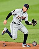 "Ian Kinsler Detroit Tigers Action Photo (Size: 8"" x 10"")"