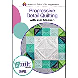 DVD - Progressive Detail Quilting - Complete Iquilt Class