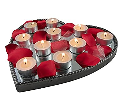 Stonebriar Long Burning Tealight Candles, 6 to 7 Hour Extended Burn Time