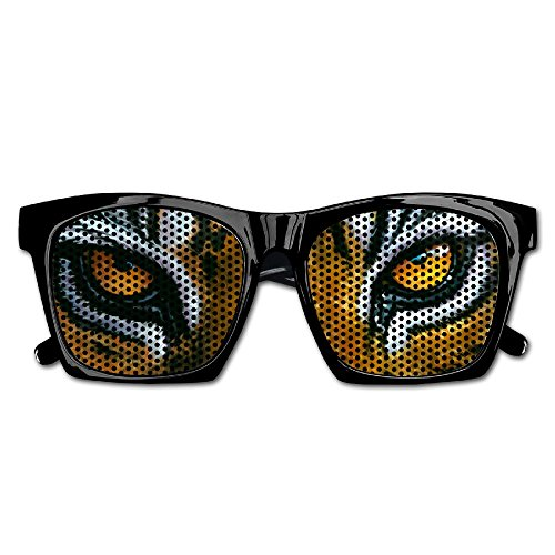 Elephant AN Themed Novelty Tiger Eyes Creative Visual Mesh Sunglasses Fun Props Party Favors Gift ()