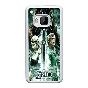 HTC One M9 Phone Case Printed With The Legend of Zelda Images