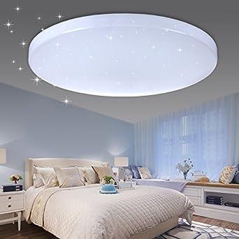 Luxus Decken Leuchten Flur Lampen Wohn Schlaf Zimmer Beleuchtung Licht Effekt