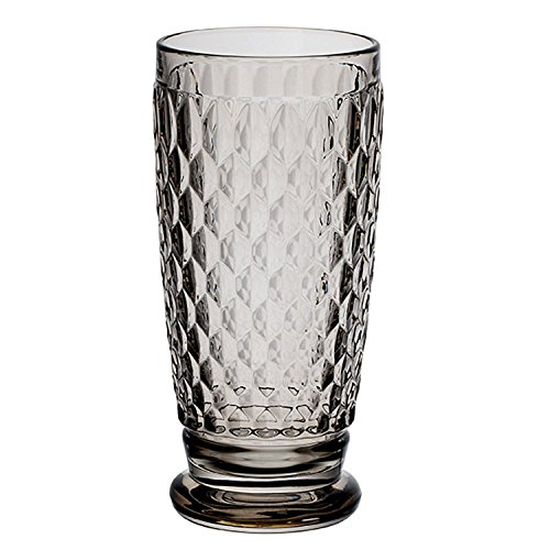 Villeroy & Boch Boston Clear Crystal Double Old-Fashioned Glasses, Set of -