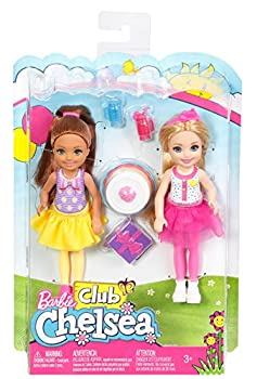 Barbie Club Chelsea Birthday Party Dolls & Accessories, 2 Pack 3