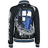 Heartless - DOCTOR WHO STREET - Mens Varsity Jacket - Official DR Who Merchandise
