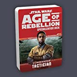 Star Wars Age of Rebellion: Tactician Specialization Deck