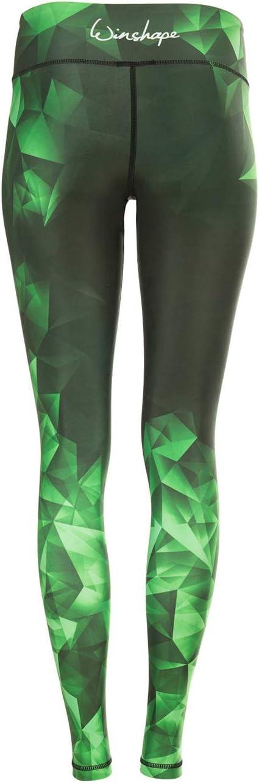 Fitness Freizeit Sport Yoga Workout Leggings Slim Style WINSHAPE Damen Functional Power Shape Tights Ael102 mit Anti-rutsch-Effekt