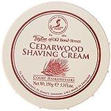 Taylor of Old Bond Cedarwood Shaving Cream, 0.33