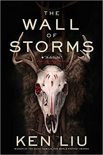 Amazon The Wall Of Storms The Dandelion Dynasty
