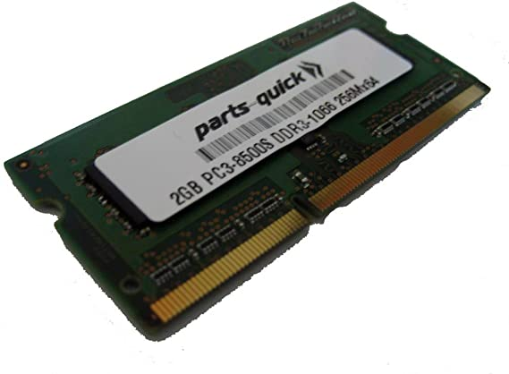 4GB DDR3-1066 RAM Memory Upgrade for The Acer Aspire One 722 AO722-0658 PC3-8500