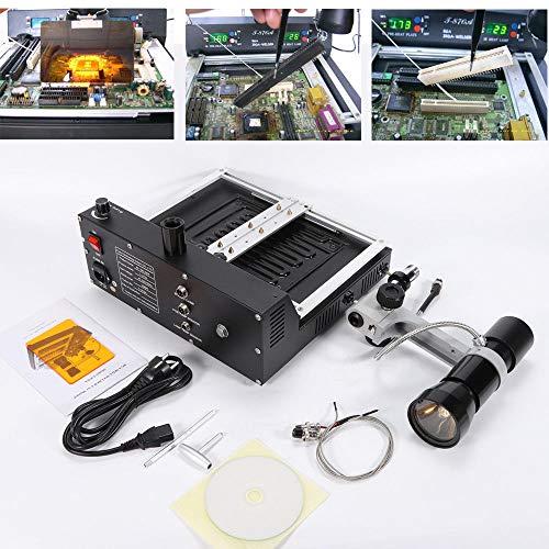 T-870A IR BGA Infrared Rework Station SMD Soldering Welder 1000W (Best Ir Bga Rework Station)