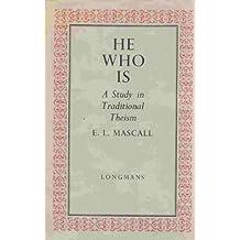He Who Is