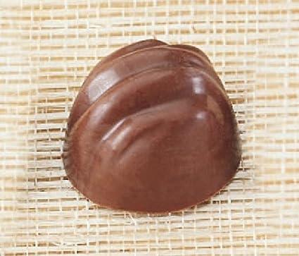 Martellato 40 parte bombones molde, de policarbonato, policarbonato, Transparente, 28 x 24
