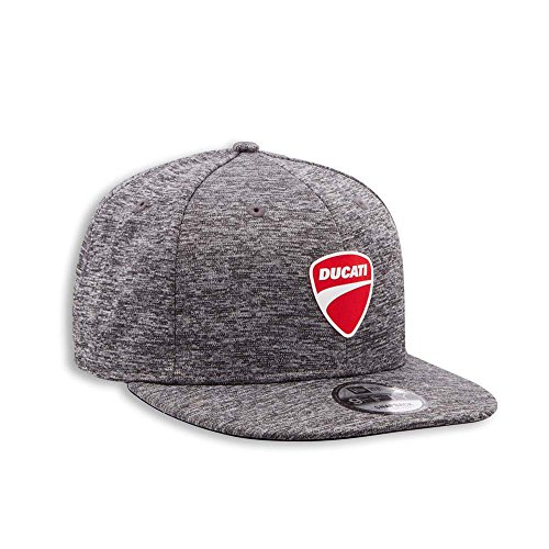 Ducati Techjers New Era 9FIFTY A-Frame Snapback Hat Medium/Large