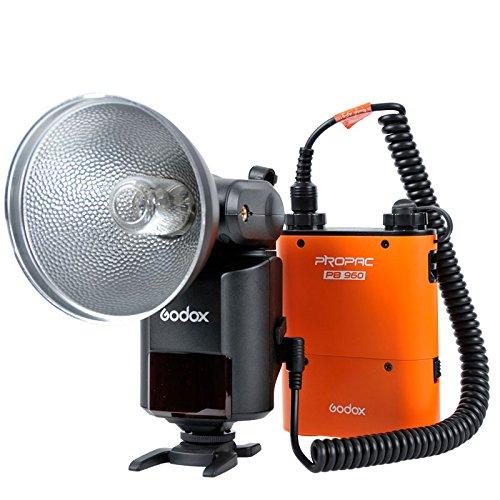 Portable Battery Pack For Studio Lights - 6