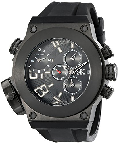 Adee Kaye Men's AK6666-MIPB Bulldozer G-2 Analog Display ...