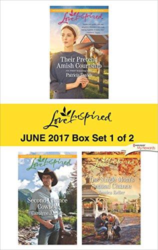 book cover of Harlequin Love Inspired June 2017 - Box Set 1 of 2