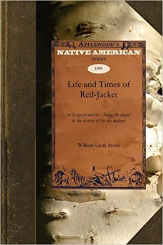 red jacket native american