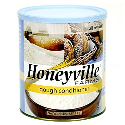 Dough Conditioner - 4 Pound Can